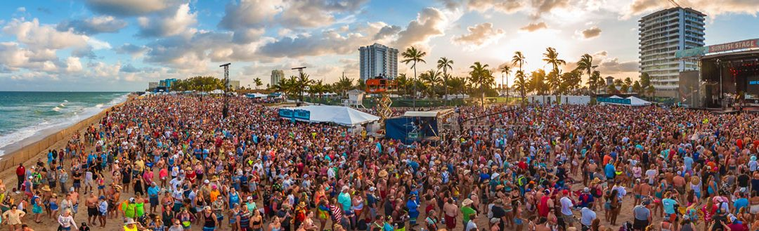 DuraTex® at the Tortuga Music Festival