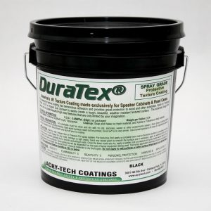 Duratex Spray Grade Black