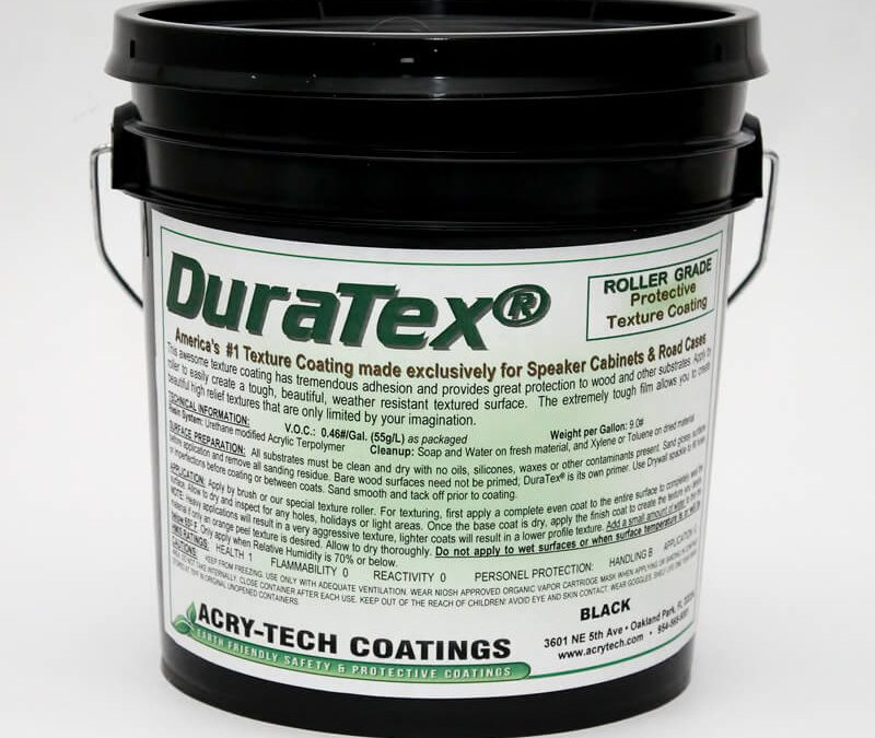 DuraTex is heading to Europe!