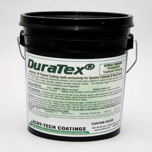 Duratex Spray Grade Custom Colors