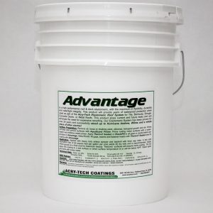 Advantage Elastomeric Coating 5 Gallons