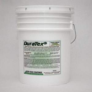 Duratex Spray Grade White 5 Gallons