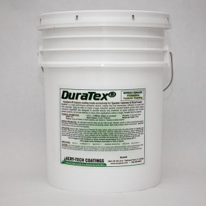 Duratex Speaker Cabinet Coating Spray Grade White 5 Gallons
