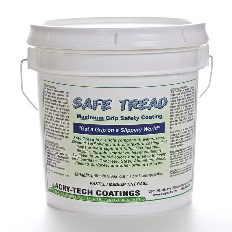 Safe Tread Custom Colors 1 Gallon